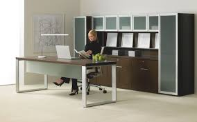 Teknion Reception Desk Expansion Casegoods Gallery