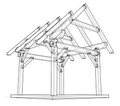 timber frame design using google sketchup download house roof drawing at getdrawings com free for personal use house