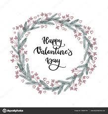 spanish text happy valentines day feliz dia de san valentin hand