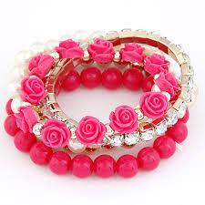 charm bead bangle bracelet images Bracelets for women charm bracelets bangles summer jewelry cute jpg