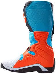 motocross boot sale fox bicycle forks fox comp 8 boots motocross black blue orange