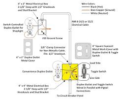 switch plug wiring diagram with rocker panel wiring diagram