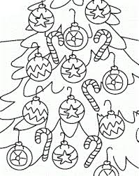 trees color coloring pages