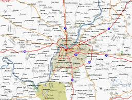 map of ky and surrounding areas map of louisville ky