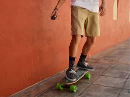 electric skateboard led lights acton blink lite spring sale worlds lightest electric skateboard for