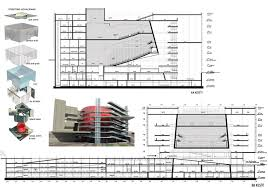 Municipal Hall Floor Plan by Gallery Of Cankaya Art Center And Concert Hall Iki 4