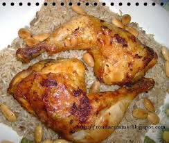 overblog cuisine marocaine poulet mchermel à la marocaine ma cuisine d hier et d aujourd hui