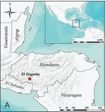 Mesoamerica Map Current Research Projects Vanderwarker Lab Uc Santa Barbara