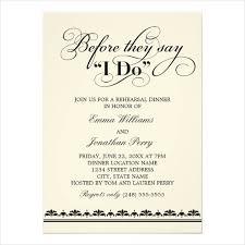 Formal Wedding Invitations 39 Wedding Invitations Format Free U0026 Premium Templates
