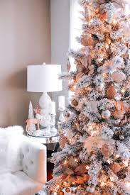 best 25 rose gold christmas decorations ideas on pinterest pink