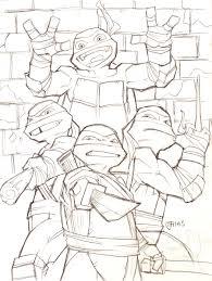 teenage mutant ninja turtles 2012 guinnessyde deviantart