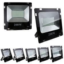 200w led flood light 20w 200w smd led flood light landscape outdoor l spotlight 220v
