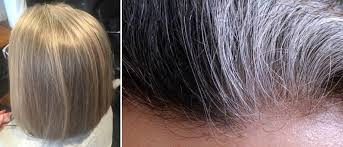 images of grey hair in transisition transition to grey hair part two