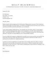 sample cover letter for resume human resources