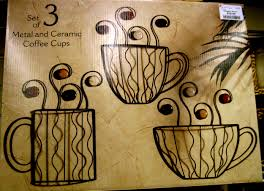 Remarkable Ideas Coffee Wall Decor Kitchen Captivating 10 Design