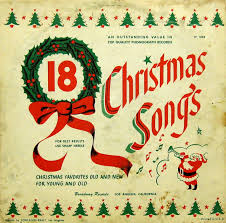 classic christmas songs christmas songs collection best songs the world of budget vinyl records 18 christmas songs by johnny