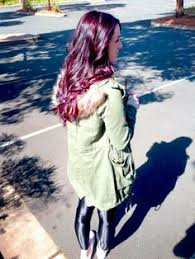 coke in curly hair 22 off magenta gem wig purple pink pretty hair sweet wavy