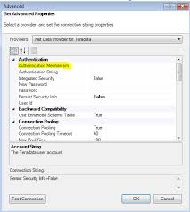Teradata Create Table How To Import Data From A Teradata Database Into Excel 2013 Using