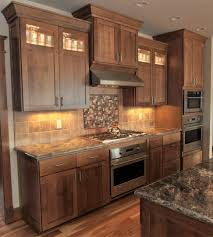 Quarter Sawn Oak Cabinets Kitchen Staggered Kitchen Cabinets Heights Kitchen