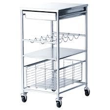 Island Trolley Kitchen by Ikea Kitchen Trolley Metal Wheels Storage Shelf Island Shelving