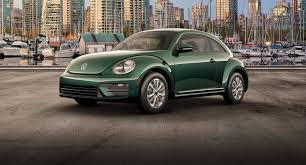 volkswagen beetle green the new 2017 beetle volkswagen models canada