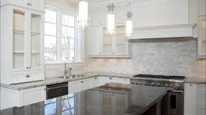 houzz kitchens backsplashes houzz white herringbone backsplash pendant lights wood island