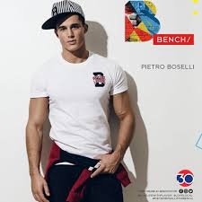 american idle pietro boselli by wong sim for bench body