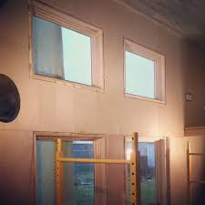 Home Decorators Coupon 2013 Nearly Finished White Walls Birch Plywood Painting And Window Trim