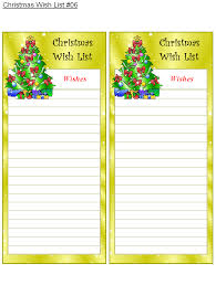 christmas wish list maker christmas wish list maker b
