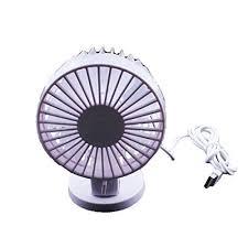 holmes metal table fan bronze hdf1206 btu eruner mini portable usb power plug desk fan mute detachable type