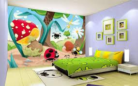 tapisserie chambre d enfant papier peint personnalisé tapisserie numérique paysage enfant
