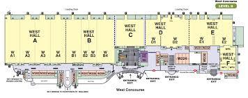 orange county convention center map venues orange county convention center