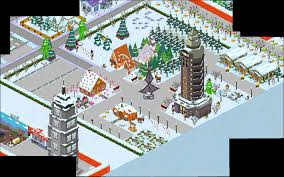 Simpsons Floor Plan Tapped Out On Christmas What To Tap Now Town Designsthe Simpsons