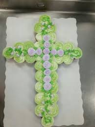 Religious Easter Cake Decorations by 19 Best Baptism Images On Pinterest Baptism Cupcakes Cupcake