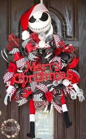 Nightmare Before Christmas Decorations Diy Jack Skellington And A Spooky Christmas Tree Nightmare Before