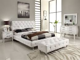 Show Home Interiors Ideas by All White Bedroom Set Addison White Bedroom Set Choose Size Sam S