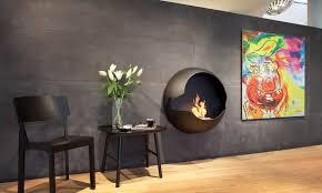 ethanol fireplace insert elite flame 18 inch ethanol fireplace