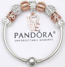 pandora silver bangle charm bracelet images Amazing chic pandora bracelet with charms best 25 bracelets ideas jpg
