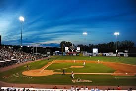 Milb Map New England Minor League Baseball Parks