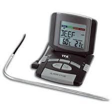 thermometre sonde cuisine thermomètre haccpspécial four sonde d pour réaliser des