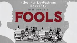 neil simon u0027s fools phoenix tickets n a at paradise valley