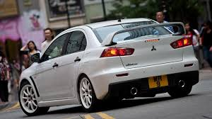 mitsubishi japan japanese mitsubishi lancer evolution x cars vehicles white