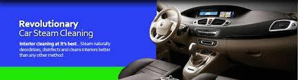Interior Steam Clean Car Ecosteam Car Clean