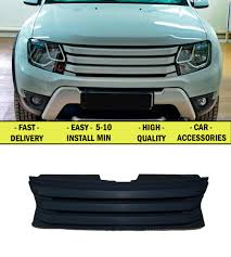 duster renault 2014 aliexpress com buy radiator grille for renault duster 2010 2014