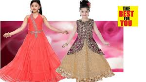 top kids party wear traditional dress designs in flipkart and