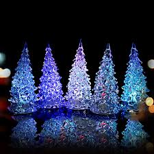 ideas led tree lights that change colors new year