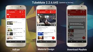 apk modded tubemate 2 2 6 645 apk modded adfree material design