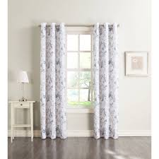 no 918 mabel casual grommet curtain panel walmart com