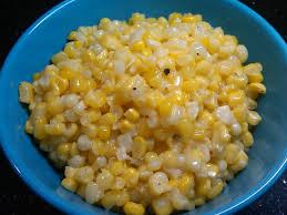 Fried Parmesan Michele U0027s Woman Cave Parmesan Fried Corn