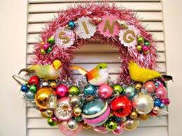 Springtime Wreaths Dime Store Chic January 2014